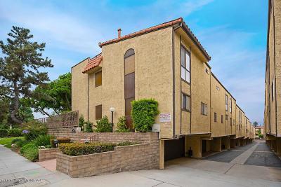 Alhambra Condo/Townhouse Active Under Contract: 110 North Chapel Avenue #14