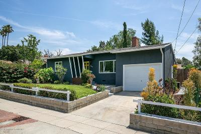 Montrose Single Family Home Active Under Contract: 3910 Sunset Avenue