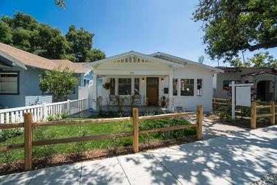 South Pasadena Single Family Home Active Under Contract