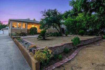 Sierra Madre Single Family Home For Sale: 321 Adams Street