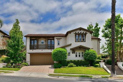 Altadena Single Family Home For Sale: 3702 Sunset Ridge Road