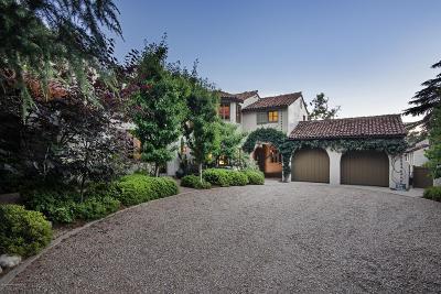 Altadena Single Family Home For Sale: 1595 East Mendocino Street