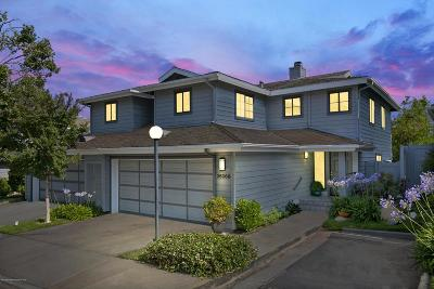 Pasadena Condo/Townhouse For Sale: 2606 Dove Creek Lane #B