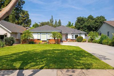 San Gabriel Single Family Home For Sale: 407 North Pine Street
