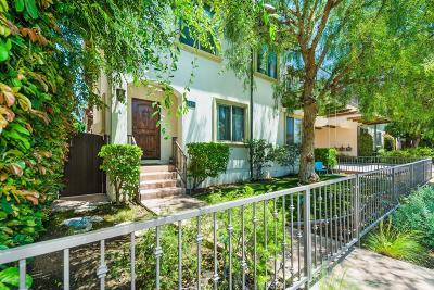 Redondo Beach Condo/Townhouse For Sale: 2619 Carnegie Lane #A