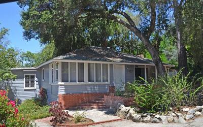 La Canada Flintridge Single Family Home For Sale: 955 Vista Del Valle Road