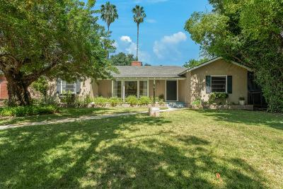 Single Family Home For Sale: 4320 Hayman Avenue