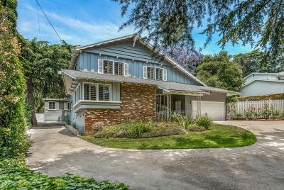 La Canada Flintridge Single Family Home For Sale: 951 Vista Del Valle Road