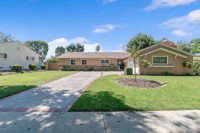 Northridge Single Family Home For Sale: 18656 Ludlow Street