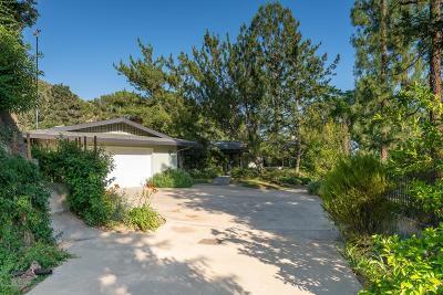 Altadena Single Family Home For Sale: 1600 Woodglen Lane