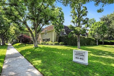 Pasadena Condo/Townhouse For Sale: 811 South Orange Grove Boulevard