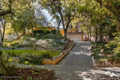 Pasadena Single Family Home For Sale: 1375 Wicks Road