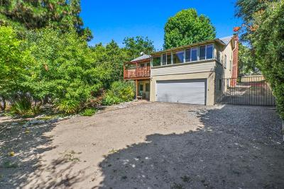 Altadena Single Family Home Active Under Contract: 1086 Mount Lowe Drive