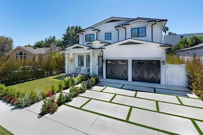 Sherman Oaks Single Family Home For Sale: 5235 Sylmar Avenue
