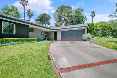 Altadena Single Family Home Active Under Contract: 2651 Catherine Road