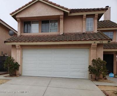 Pomona Single Family Home For Sale: 784 Bangor Street
