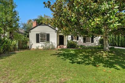 San Marino Single Family Home For Sale