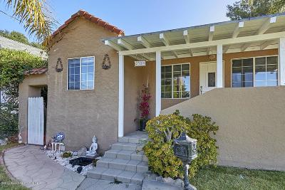 Montrose Single Family Home For Sale: 2389 Mayfield Avenue