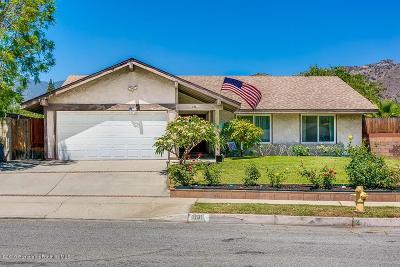 Azusa Single Family Home For Sale: 691 West Edith Ann Drive
