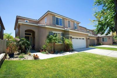 Canyon Country Single Family Home Active Under Contract: 16344 Mountain Lane
