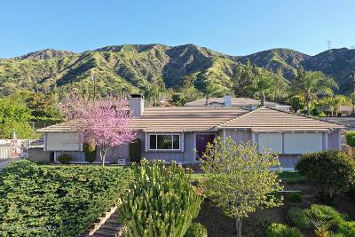 Duarte Single Family Home For Sale: 2255 Golden Meadow Drive