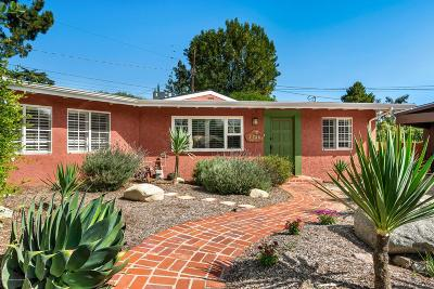 Altadena Single Family Home Active Under Contract: 3560 Glenrose Avenue