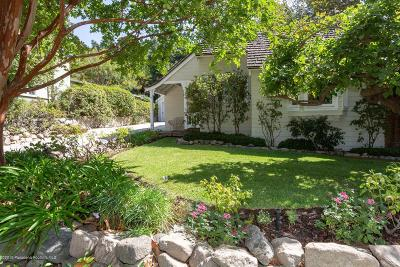 South Pasadena Single Family Home For Sale: 418 Floral Park Terrace