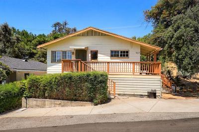 Highland Park Single Family Home For Sale: 907 Pine Grove Avenue
