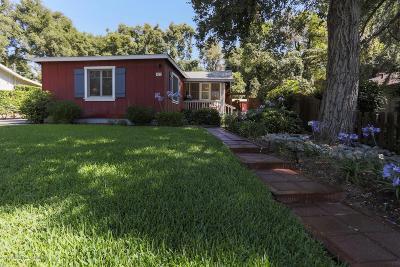 Sierra Madre Single Family Home For Sale: 423 Ramona Avenue