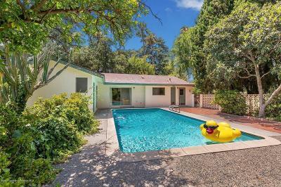 Altadena Single Family Home Active Under Contract: 2216 Mar Vista Avenue