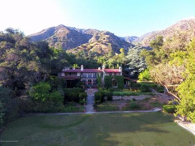 Los Angeles County Single Family Home For Sale: 2288 Villa Heights Road