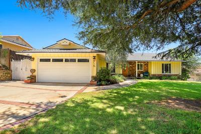 La Crescenta Single Family Home Active Under Contract: 2510 Janet Lee Drive