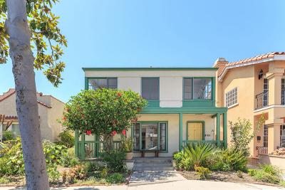 Long Beach Single Family Home Active Under Contract: 163 Park Avenue