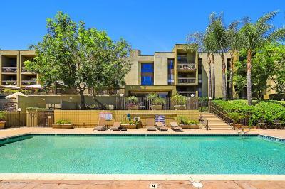 Los Angeles Condo/Townhouse Active Under Contract: 805 Temple Terrace #203