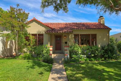 Glendale Single Family Home Active Under Contract: 1140 Cordova Avenue