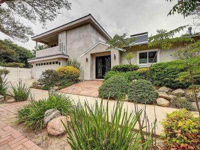 Pasadena Single Family Home For Sale: 1000 Linda Vista Ave Avenue