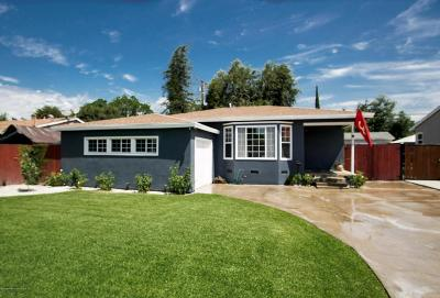 Monrovia Single Family Home Active Under Contract: 219 Benrud Street