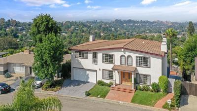 Pasadena Single Family Home For Sale: 105 Sequoia Drive