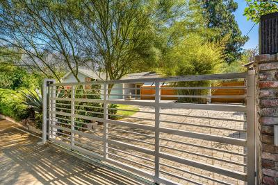 Altadena Single Family Home Active Under Contract: 519 West Loma Alta Drive