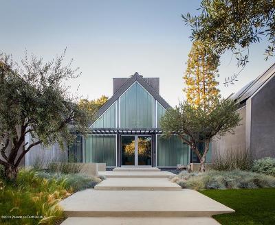 Pasadena Single Family Home For Sale: 561 Woodland Road
