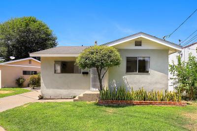 Glendale Single Family Home For Sale: 1477 East California Avenue