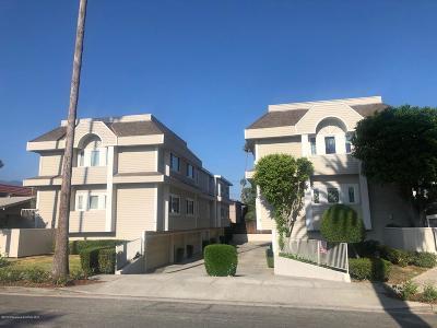Pasadena Condo/Townhouse Active Under Contract: 72 South Greenwood Avenue #3