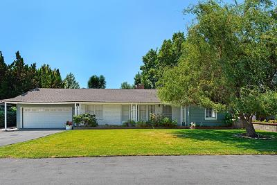 Arcadia Single Family Home For Sale: 2425 Woodruff Lane