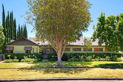 Pasadena Single Family Home For Sale: 3914 Mountain View Avenue