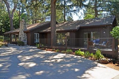 Glendale Single Family Home Active Under Contract: 3925 Santa Carlotta Street