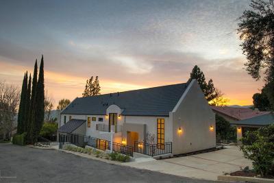 La Canada Flintridge Single Family Home For Sale: 5310 Angeles Crest Highway
