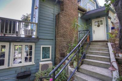 Sierra Madre Single Family Home For Sale: 678 Alta Vista Drive