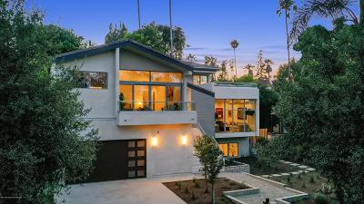 Pasadena Single Family Home For Sale: 405 Havendale Drive