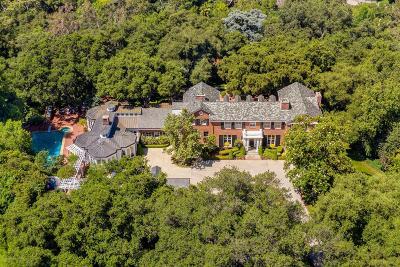 La Canada Flintridge Single Family Home For Sale: 535 Meadow Grove Street