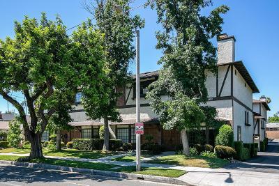 South Pasadena Condo/Townhouse Active Under Contract: 402 El Centro Street #14